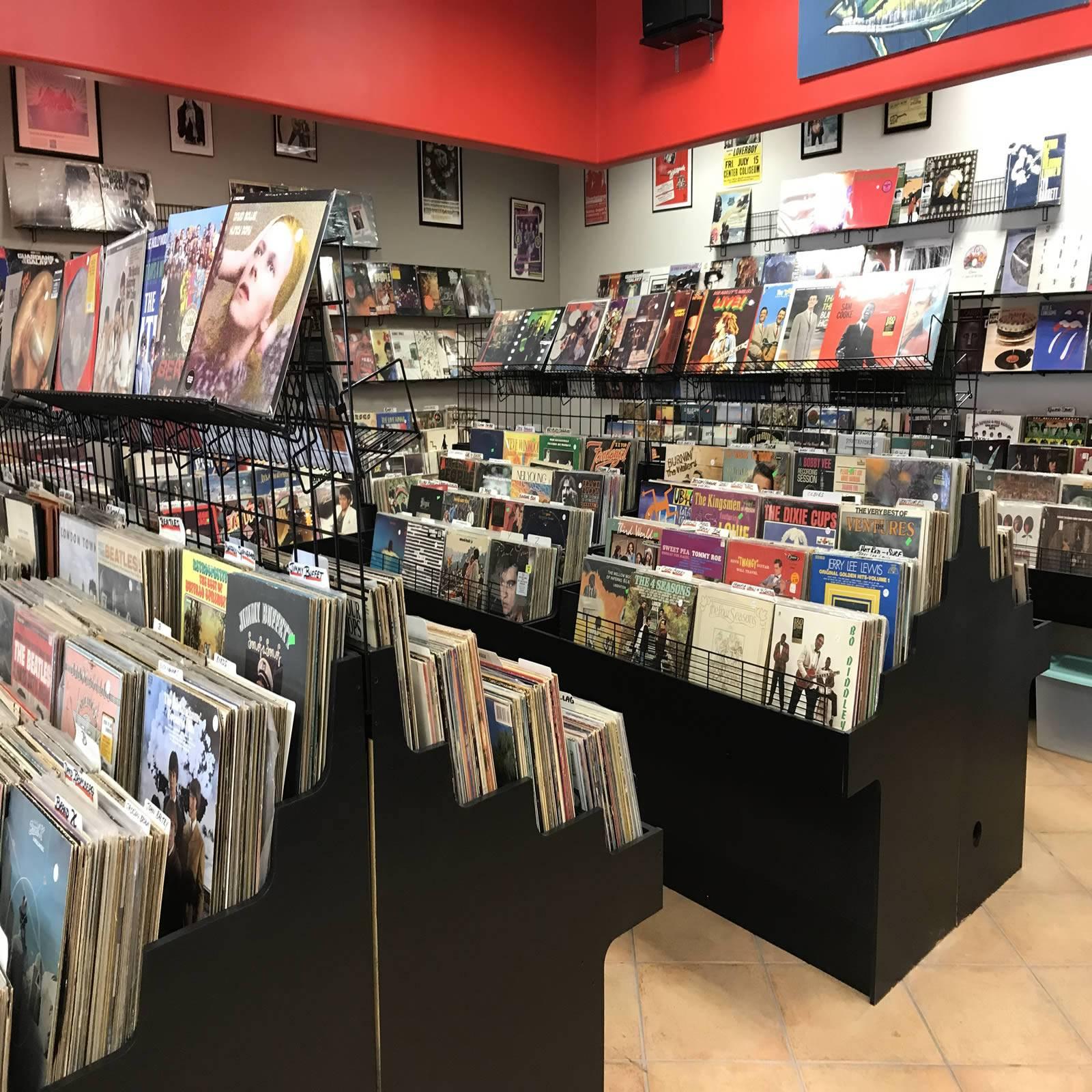 vinylshop record & cd shop